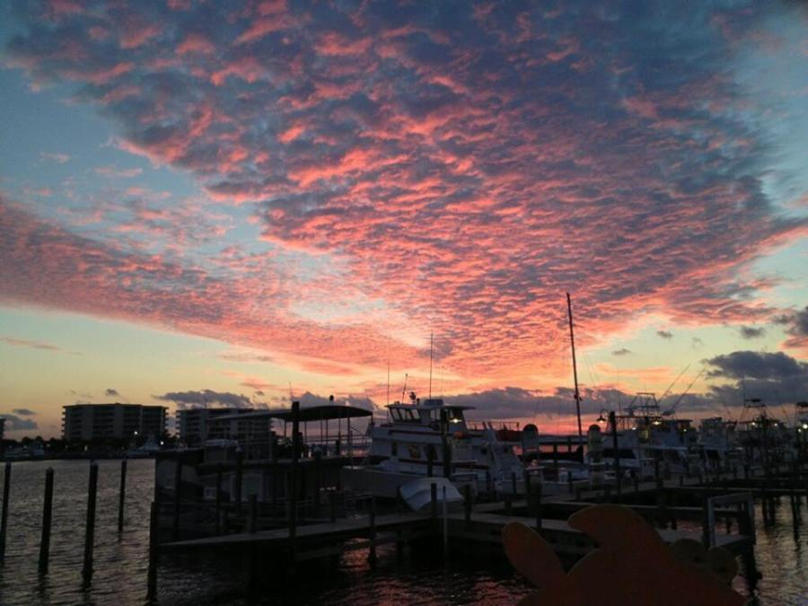 stacey's Destin sunset