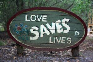 Love saves Lives