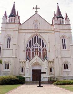 St. Joseph's Chapel, Spring Hill College