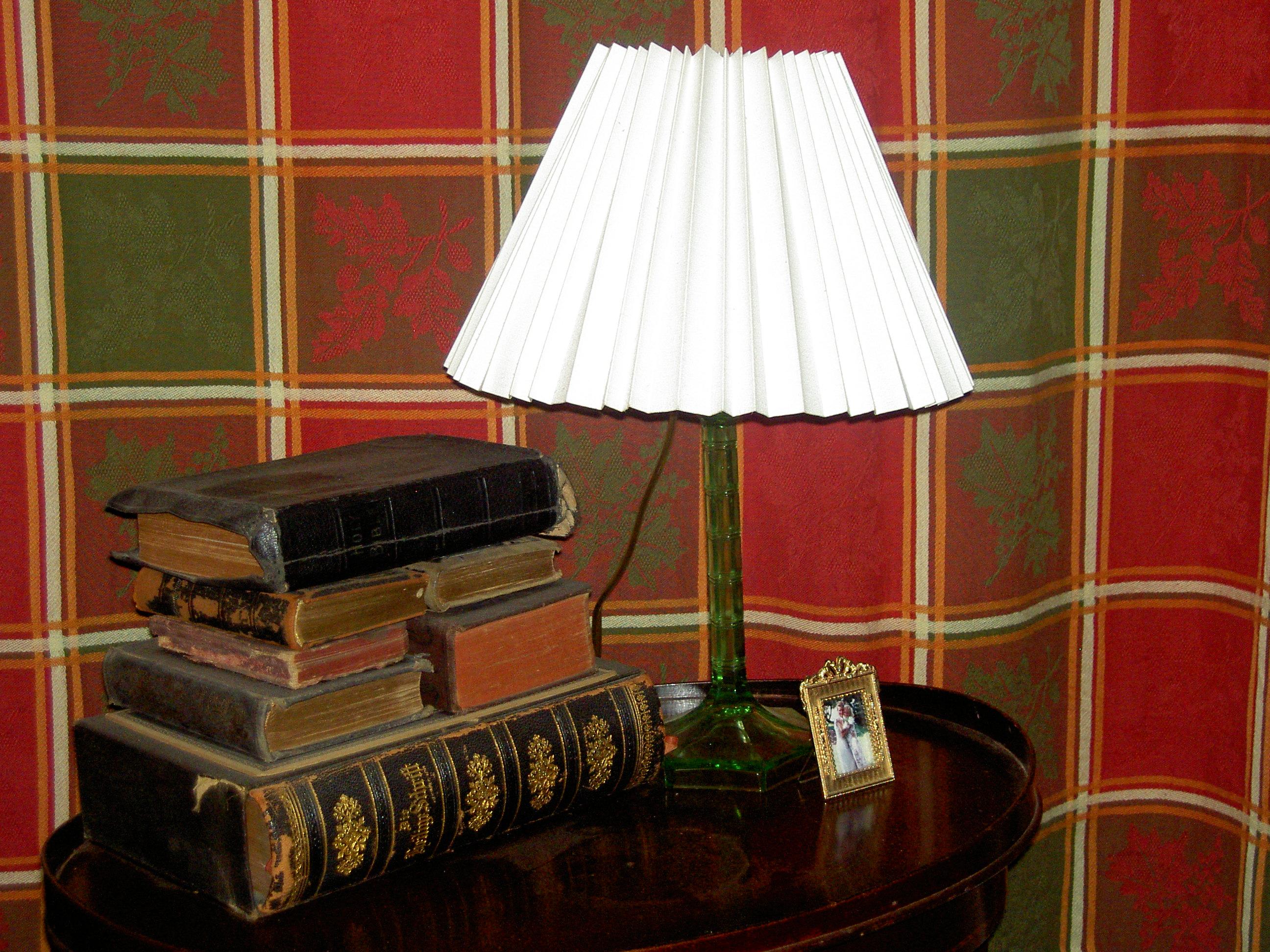 Плафон на настольную лампу своими руками 74