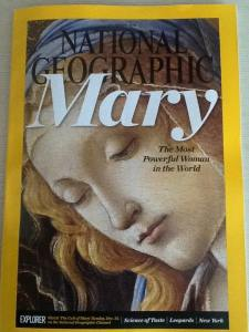 Mary National Geo