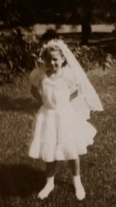 Mary First Communion